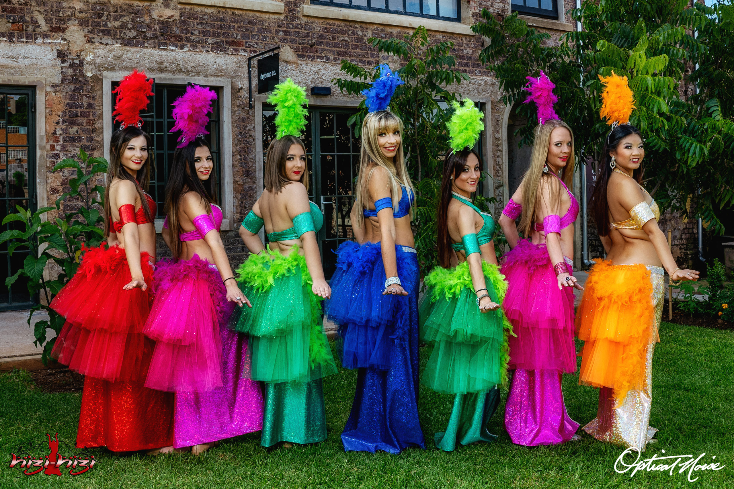 Hizi Hizi Belly Dance Carnival