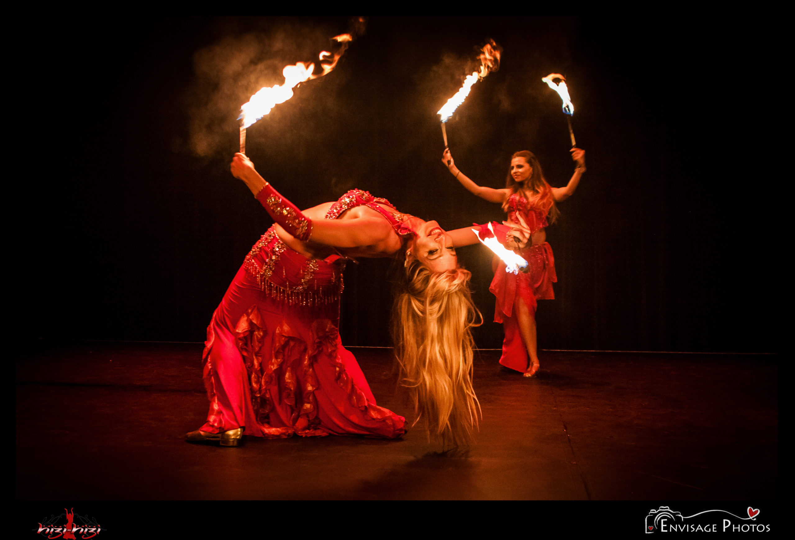 Hizi-Hizi Belly Dance Tarryn Cassidy Fire