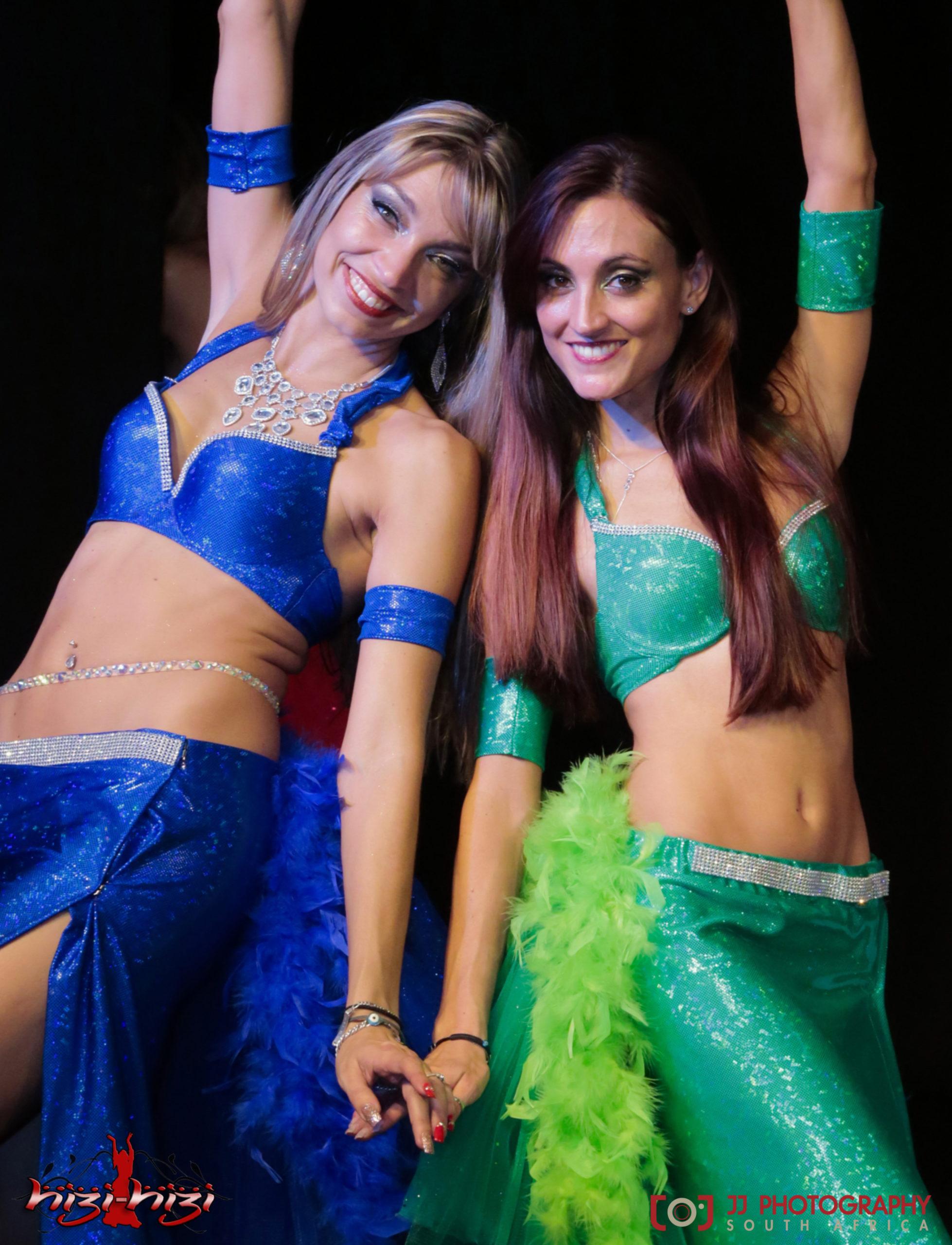 Hizi-Hizi Belly Dance Teachers Tarryn Julia